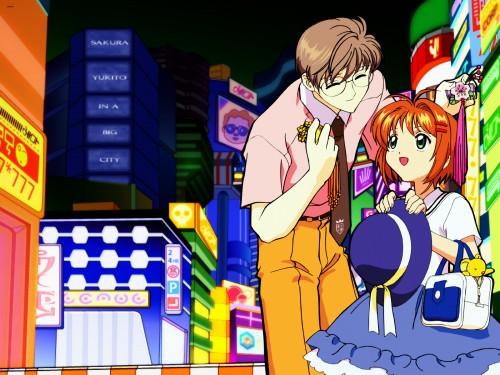 CLAMP, Madhouse, Cardcaptor Sakura, Yukito Tsukishiro, Keroberos Wallpaper