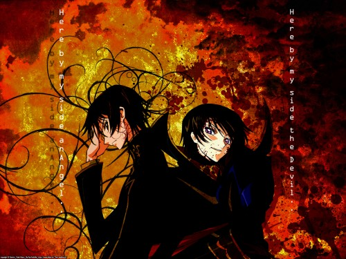 Sunrise (Studio), Lelouch of the Rebellion, Lelouch Lamperouge Wallpaper
