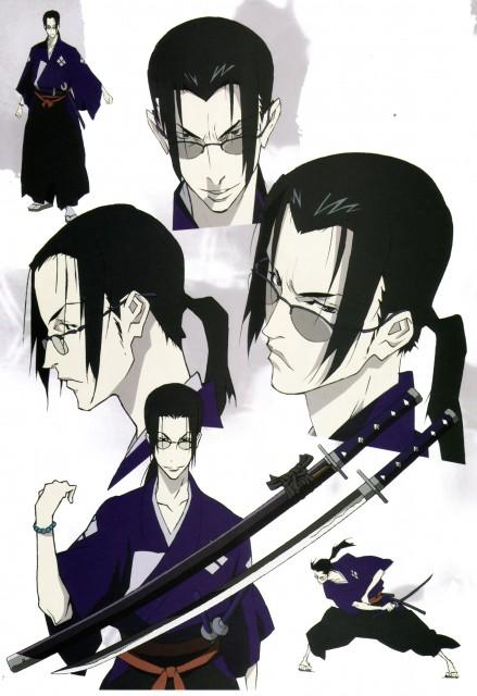 Kazuto Nakazawa, Samurai Champloo, Jin