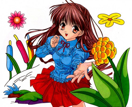 Naoto Tenhiro, Sister Princess, Karen (Sister Princess)
