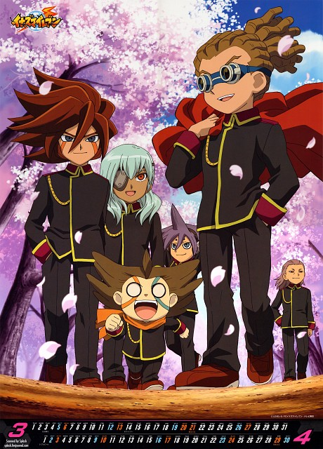 Tenya Yabuno, OLM Digital Inc, Inazuma Eleven, Genda Koujirou, Jirou Sakuma