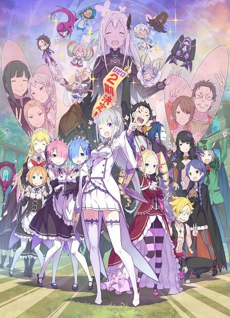 Shinichiro Otsuka, White Fox, Re:Zero, Beatrice (Re:Zero), Elsa Granhiert
