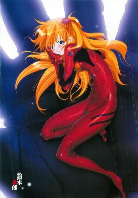 Neon Genesis Evangelion, Asuka Langley Soryu, Doujinshi