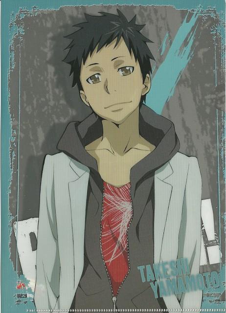 Akira Amano, Katekyo Hitman Reborn!, Takeshi Yamamoto, Pencil Board