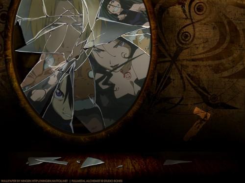 Hiromu Arakawa, BONES, Fullmetal Alchemist, Lust, Sloth Wallpaper