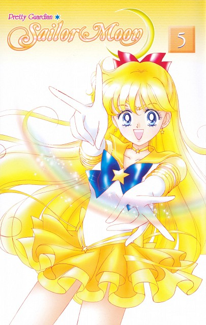 Naoko Takeuchi, Bishoujo Senshi Sailor Moon, Eternal Sailor Venus, Manga Cover