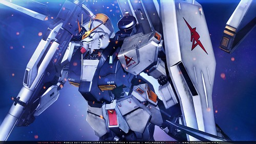 Sunrise (Studio), Mobile Suit Gundam Char's Counterattack, Mobile Suit Gundam - Universal Century Wallpaper