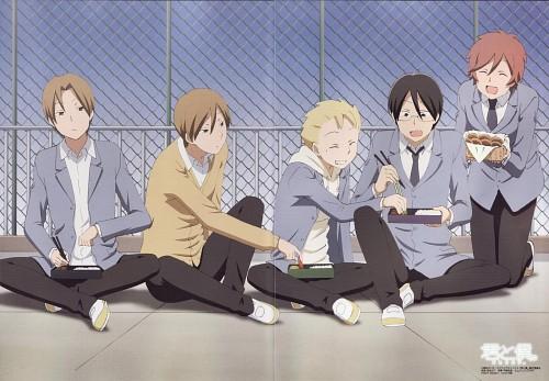 Kiichi Hotta, J.C. Staff, Kimi to Boku, Shun Matsuoka, Chizuru Tachibana