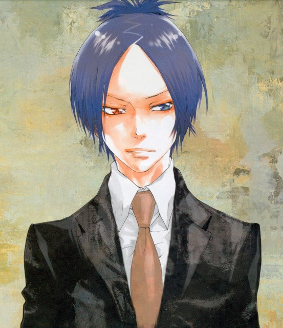 Akira Amano, Katekyo Hitman Reborn!, Katekyo Hitman Reborn! Character Book: Vongola 77, Mukuro Rokudo