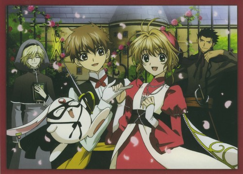 CLAMP, Bee Train, Tsubasa Reservoir Chronicle, Fay D. Flourite, Mokona