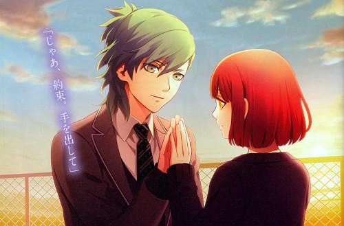 A-1 Pictures, Broccoli, Uta no Prince-sama, Haruka Nanami (Uta no Prince-sama), Ai Mikaze