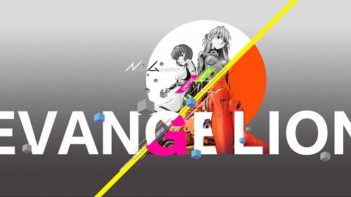 Gainax, Neon Genesis Evangelion, Asuka Langley Soryu, Rei Ayanami Wallpaper