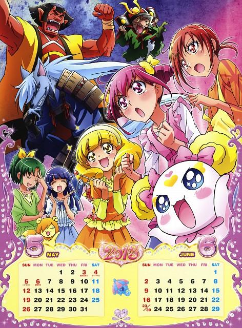 Toei Animation, Smile Precure!, Candy (Smile Precure!), Majorina, Yayoi Kise