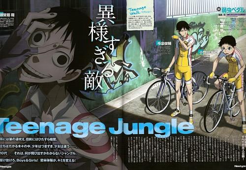 Wataru Watanabe, TMS Entertainment, Yowamushi Pedal, Sakamichi Onoda, Akira Midousuji