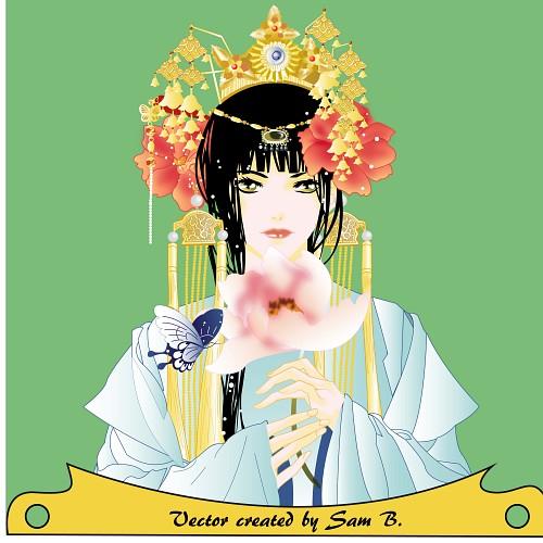 Mi-Kyung Yun, Bride of the Water God, Soah, Vector Art