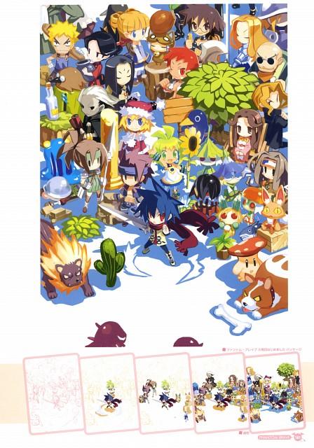 Takehito Harada, OLM Digital Inc, Nippon Ichi, Phantom Brave, Disgaea