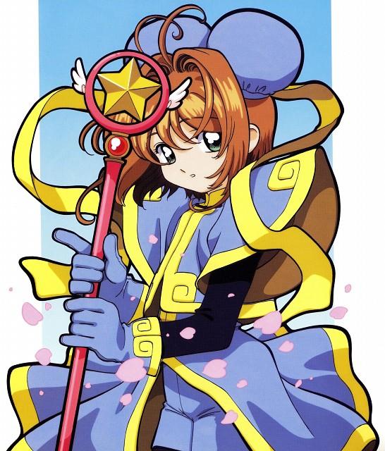 Madhouse, Cardcaptor Sakura, Cheerio! 3, Sakura Kinomoto