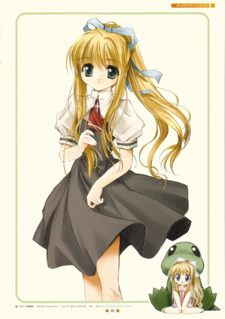 Nao Goto, Galaxy's Child, Air, Misuzu Kamio, Doujinshi