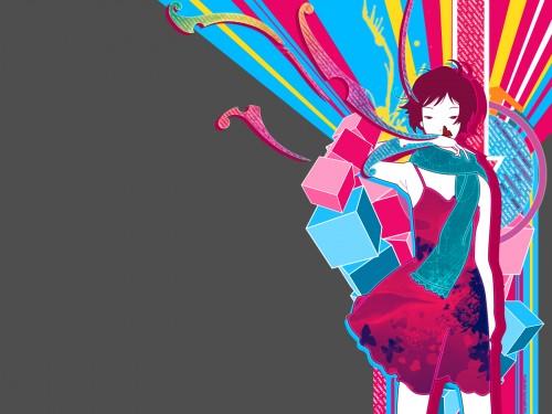 Yusuke Nakamura, Vector Art Wallpaper