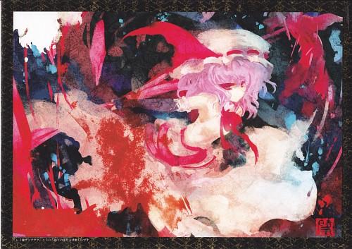 Tokiame, Byou - Touhou Kaki Tsuzuri Vol. 4, Touhou, Remilia Scarlet