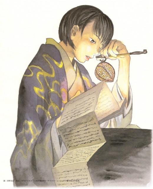 Yuki Urushibara, Mushishi, Tanyu
