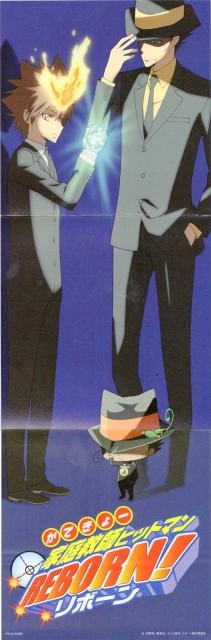 Akira Amano, Artland, Katekyo Hitman Reborn!, Reborn (Character), Tsunayoshi Sawada