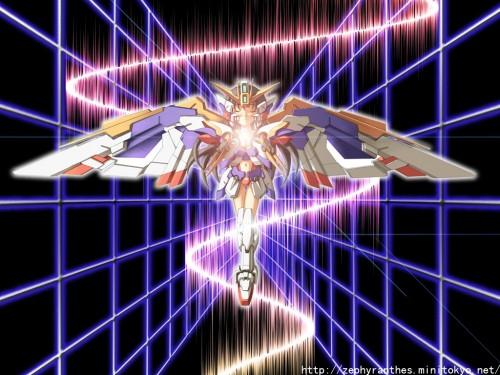 Mobile Suit Gundam MS Girls Wallpaper