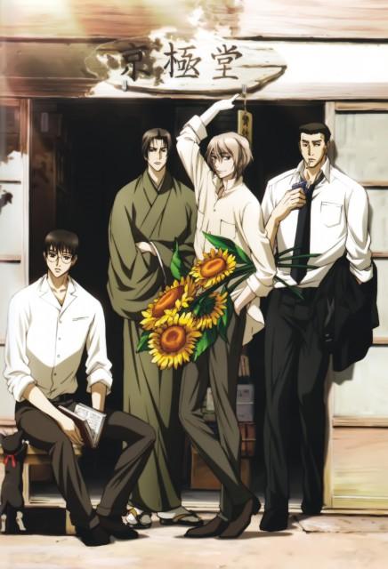 Madhouse, Mouryou no Hako, Reijiro Enokizu, Akihiko Chuzenji, Tatsumi Sekiguchi