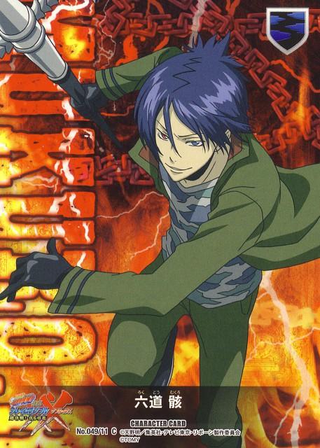 Akira Amano, Katekyo Hitman Reborn!, Mukuro Rokudo, Trading Cards