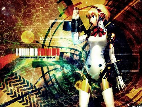 Shigenori Soejima, Atlus, Shin Megami Tensei: Persona 3, Aegis Wallpaper