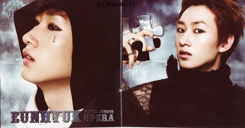 Eunhyuk, Super Junior