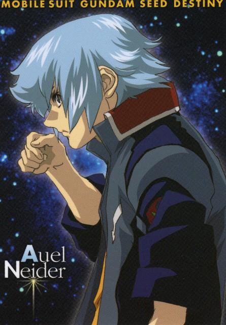 Sunrise (Studio), Mobile Suit Gundam SEED Destiny, Auel Neider