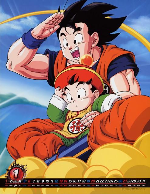 Akira Toriyama, Toei Animation, Dragon Ball, Son Gohan, Son Goku