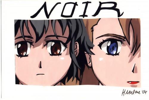 Noir, Kirika Yuumura, Mireille Bouquet, Member Art