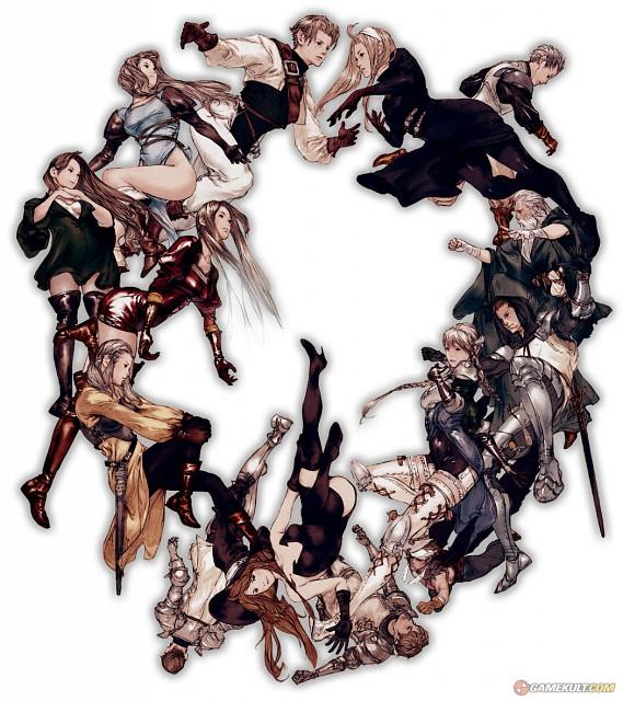 Square Enix, Tactics Ogre: Let Us Cling Together