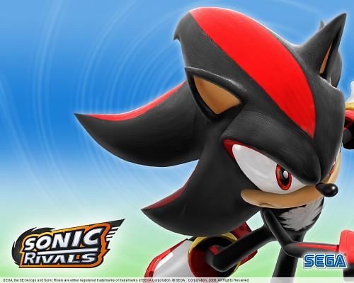 Sega, Sonic the Hedgehog, Shadow the Hedgehog, Official Wallpaper