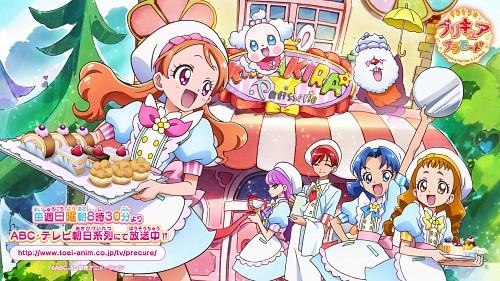 Toei Animation, Kirakira Precure A La Mode, Pekorin, Ichika Usami, Akira Kenjou