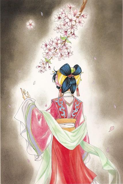 Kairi Yura, Madhouse, Saiunkoku Monogatari, Shuurei Kou