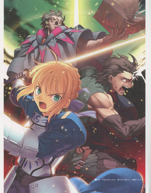 Takashi Takeuchi, Ufotable, TYPE-MOON, Fate/Zero, Fate/Art Chronicle
