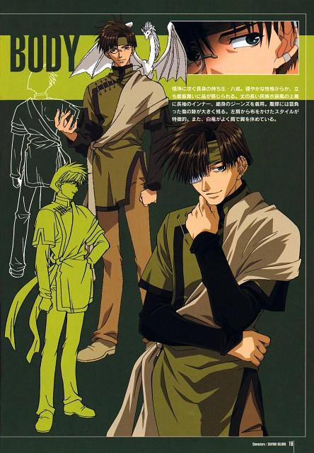 Kazuya Minekura, Studio Pierrot, Saiyuki, Cho Hakkai