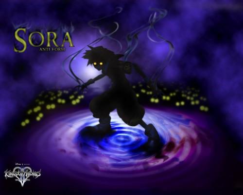 Square Enix, Kingdom Hearts, Heartless (Kingdom Hearts), Sora Wallpaper