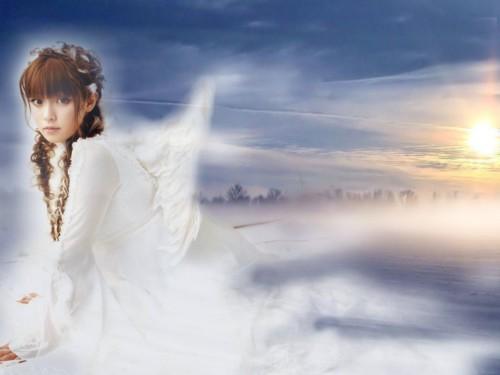 Kyoko Fukada angel