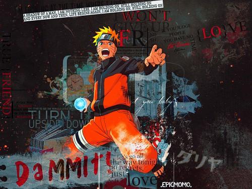 Naruto, Naruto Uzumaki Wallpaper
