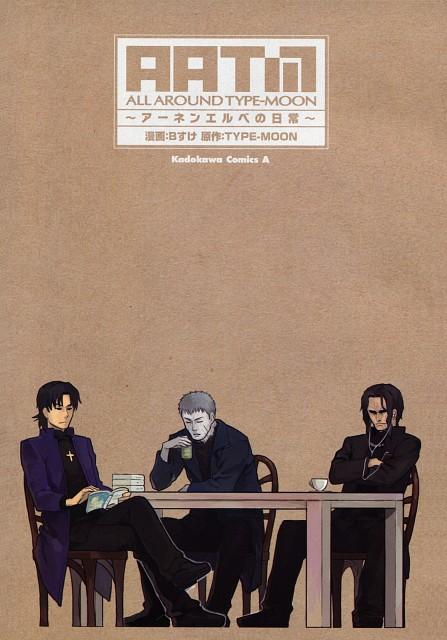 TYPE-MOON, Kara no Kyokai, Fate/stay night, Shingetsutan Tsukihime, Nrvnqsr Chaos