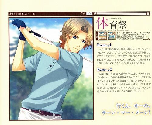 Yuki Kure, Koei, Kiniro no Corda 3, Yosuke Fudou