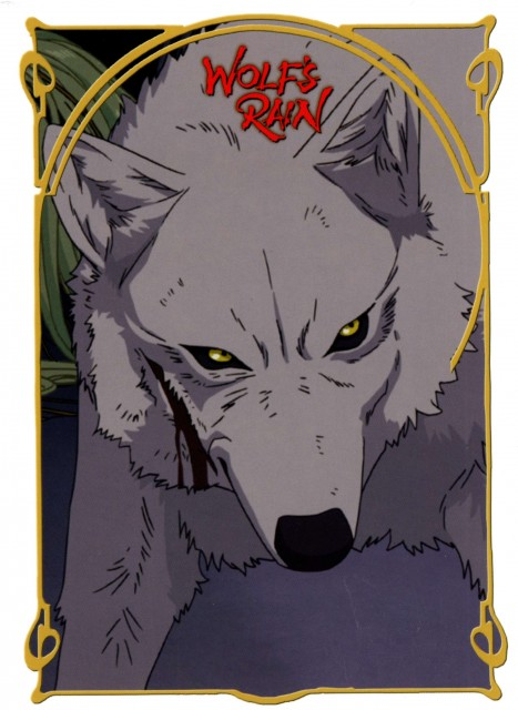BONES, Wolf's Rain, Kiba (Wolf's Rain)