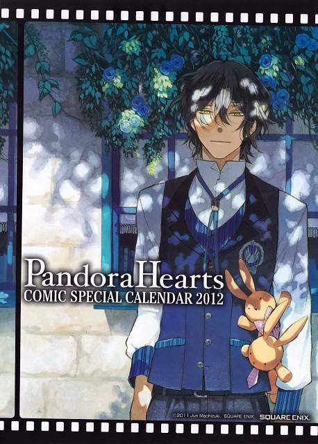 Jun Mochizuki, Xebec, Pandora Hearts, Pandora Hearts COMIC SPECIAL CALENDAR 2012, Gilbert Nightray