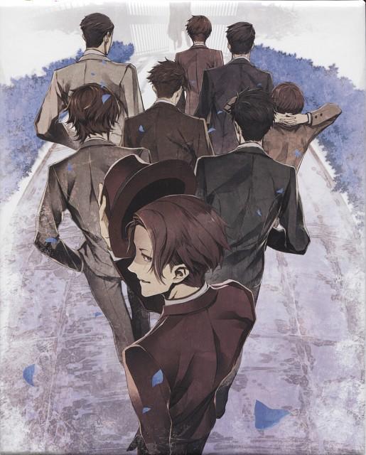 Miwa Shirow, Production I.G, Joker Game, Fukumoto, Kaminaga