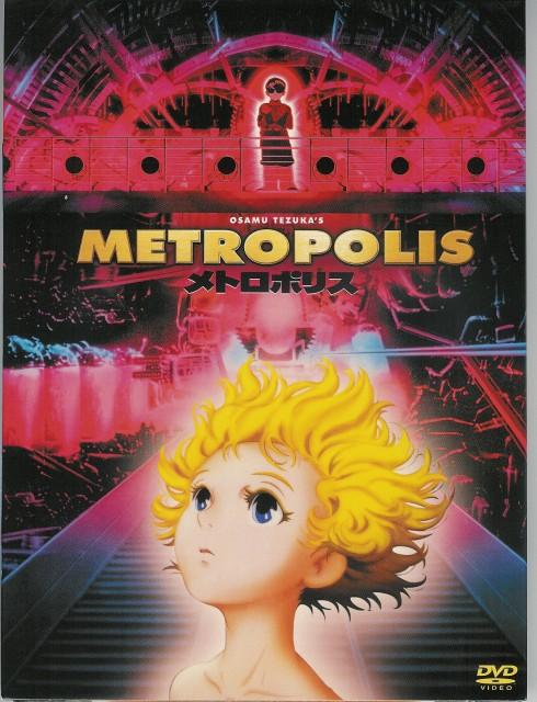 Osamu Tezuka, Madhouse, Metropolis, Rock Holmes, Tima