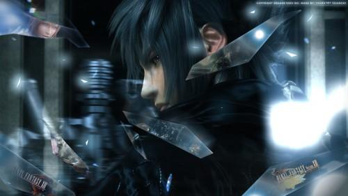 Square Enix, Final Fantasy XV, Lightning (FF XIII), Noctis Lucis Caelum Wallpaper